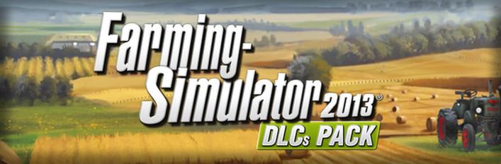 Farming Simulator 2013: DLCs Pack