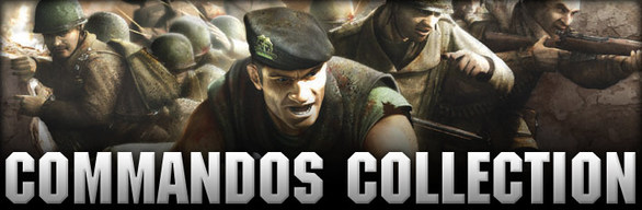 Commandos Collection cover art