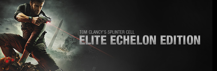 Tom Clancys Splinter Cell Elite Echelon Edition