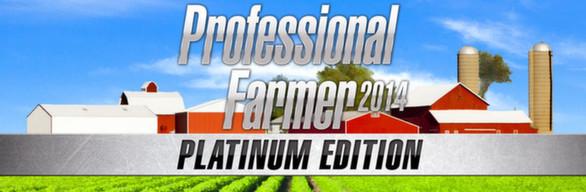 Professional Farmer 2014 Platinum Edition cover art