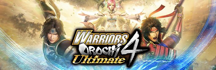 WARRIORS OROCHI 4 Ultimate with Bonus