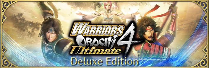 WARRIORS OROCHI 4 Ultimate Deluxe Edition