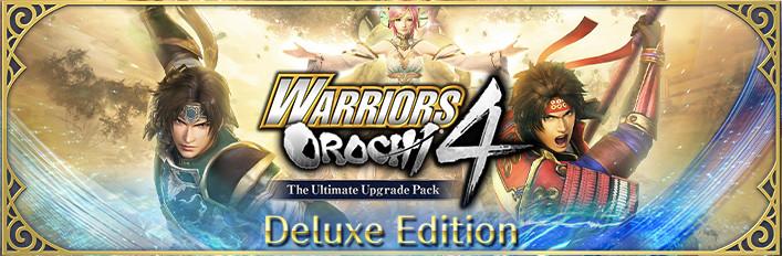 WARRIORS OROCHI 4 Ultimate Deluxe Edition with Bonus