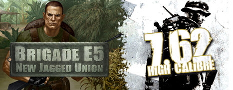7,62 High Calibre, 7,62 Hard Life, Brigade E5: New Jagged Union Pack