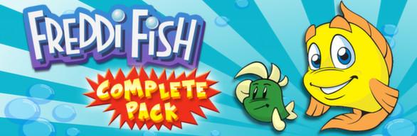 Freddi Fish Complete Pack