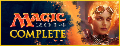 Magic 2014 - GOLD COMPLETE