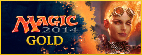 Magic 2014 - GOLD GAME