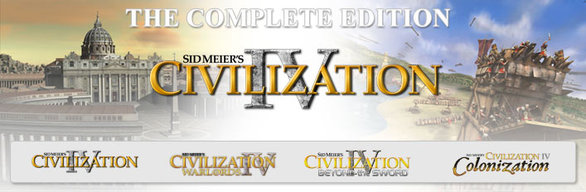 Sid Meier's Civilization IV: The Complete Edition cover art