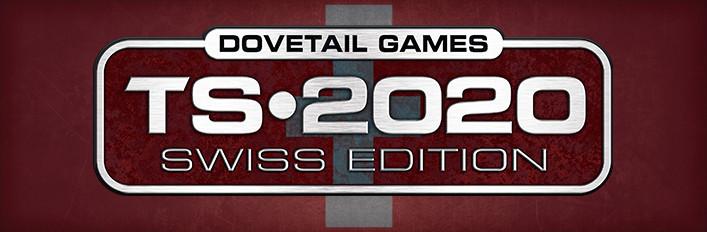 Train Simulator 2020 Swiss Edition