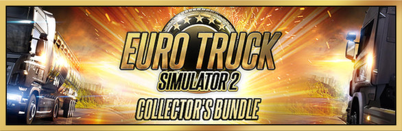 Euro Truck Simulator 2 Collector's Bundle cover art