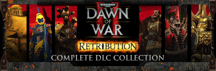 Warhammer 40,000: Dawn of War II - Retribution - Complete DLC Collection