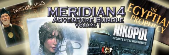 Adventure Bundle Vol. 1 cover art