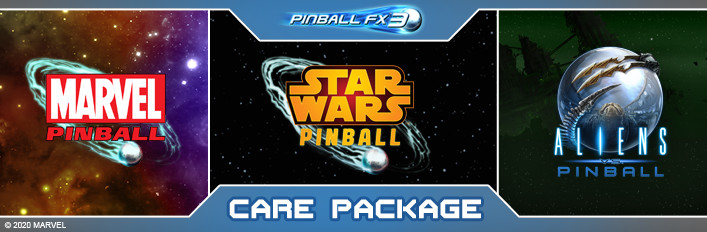 Pinball FX3 Care Package on Steam