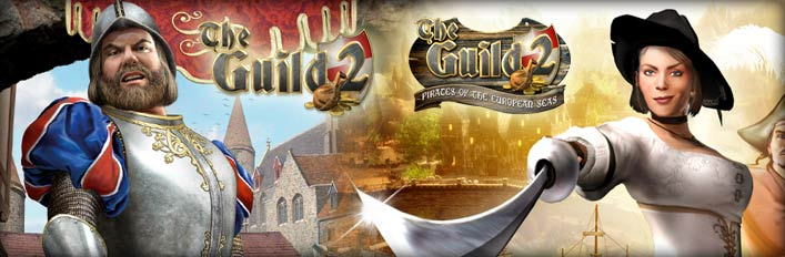 The Guild II + Pirates of the European Seas