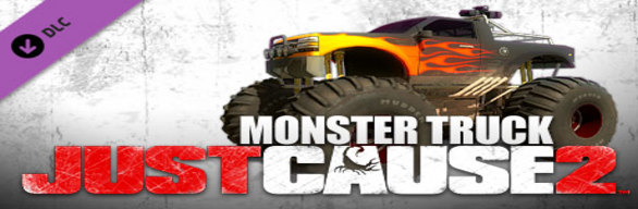 Just Cause 2 DLC - Monster Truck