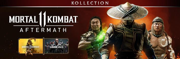 Mortal Kombat 11 Aftermath Kollection On Steam