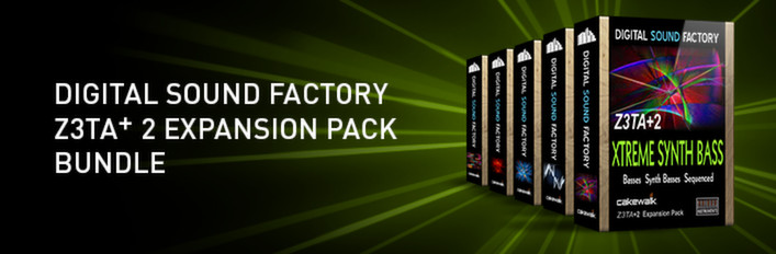 Z3TA+2 DSF Expansion Packs