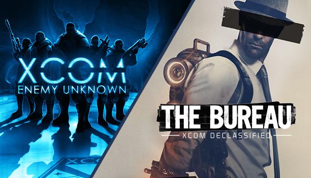 Xcom: enemy unknown the bureau: xcom declassified on steam