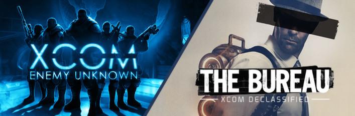 XCOM: Enemy Unknown + The Bureau: XCOM Declassified