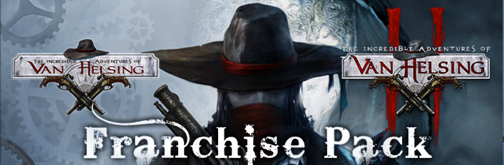 The Incredible Adventures of Van Helsing Franchise Pack