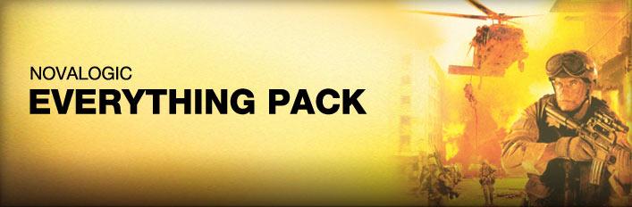 NovaLogic Everything Pack