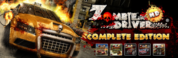 Zombie Driver HD Complete Edition cover art