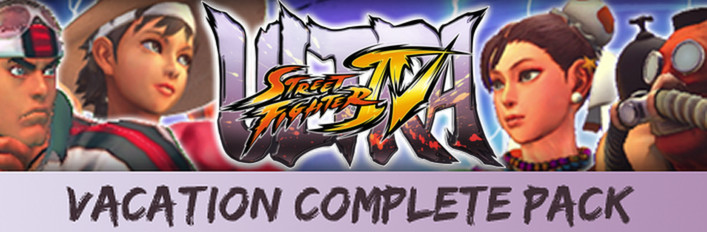 USFIV: Vacation Complete Pack