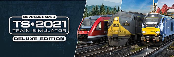 Train Simulator 2021 Deluxe