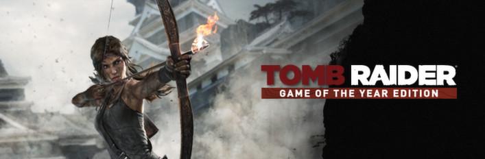 Tomb Raider GOTY Edition ( CD key )