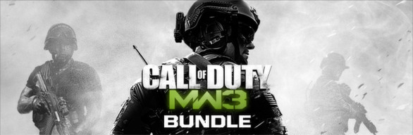 Call of Duty: Modern Warfare 3 Bundle · SubID: 49978 · Steam Database