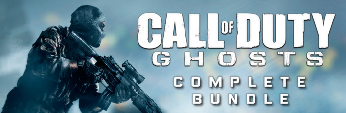 Call of Duty: Ghosts Complete Bundle