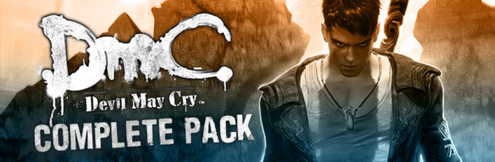 DmC: Devil May Cry Complete Pack