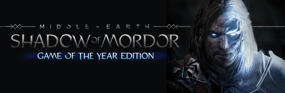 Middle-earth: Shadow of Mordor Game of the Year Edition cover art