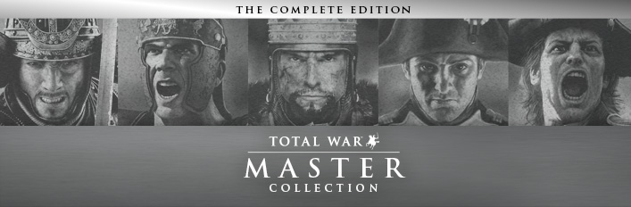 Total War Master Collection Sept 2014