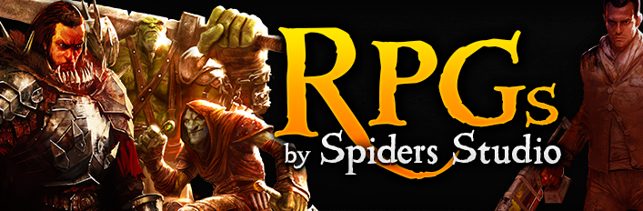 RPGs by Spiders Studios