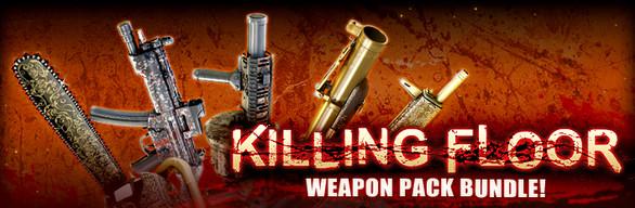 Killing Floor - Weapons Bundle