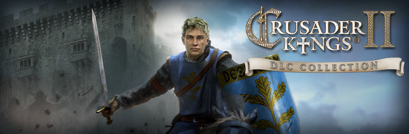 Crusader Kings II DLC Collection on Steam