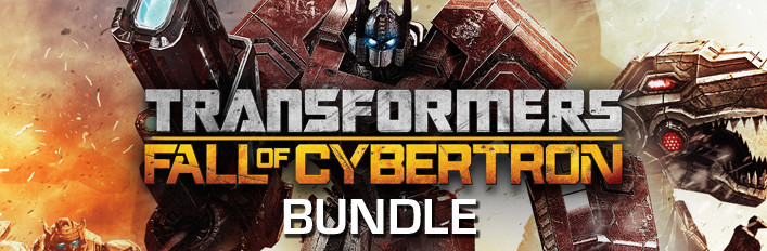 Transformers: Fall of Cybertron Bundle
