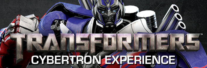TRANSFORMERS Cybertron Experience