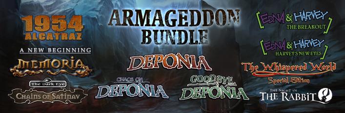 The Daedalic Armageddon Bundle