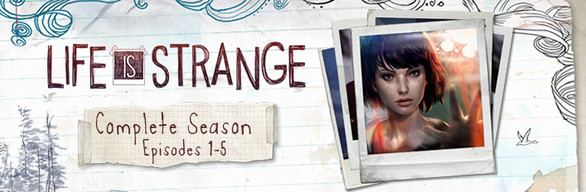 Life Is Strange Complete Season (Episodes 1-5) cover art