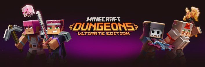 Minecraft Dungeons Ultimate Edition