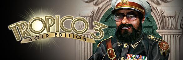 Tropico 3: Gold Edition cover art