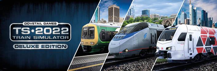 Train Simulator 2022 Deluxe
