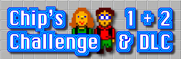 Chip's Challenge 1 & 2 Bundle