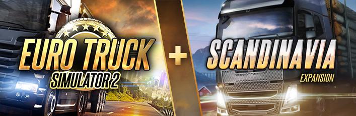 Euro Truck Simulator 2 - North Expansion Bundle