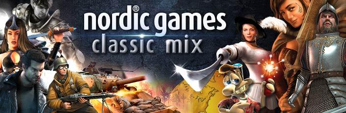 Nordic Games Classic Mix