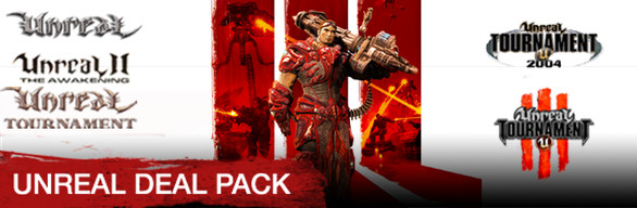 Unreal Deal Pack cover art