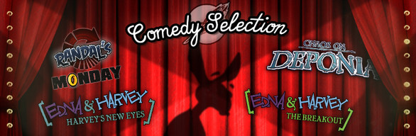 The Daedalic Comedy Selection
