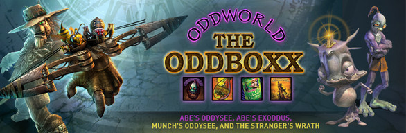 The Oddboxx
